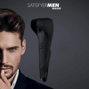 satisfyer men wand, mens strokers, masturbators,, satisfyer mans products, mans toy shop online