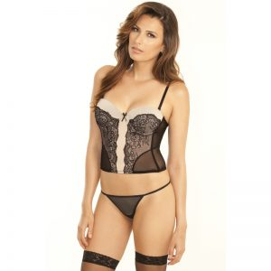 Lingerie, Bustiers and Corsets, Rene Rofe